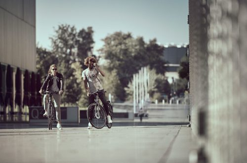 Kategorie Urban Cycling