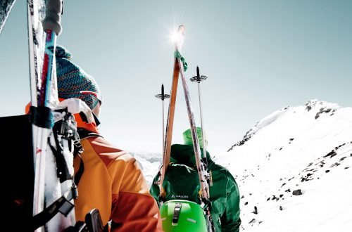 Kategorie Skiing